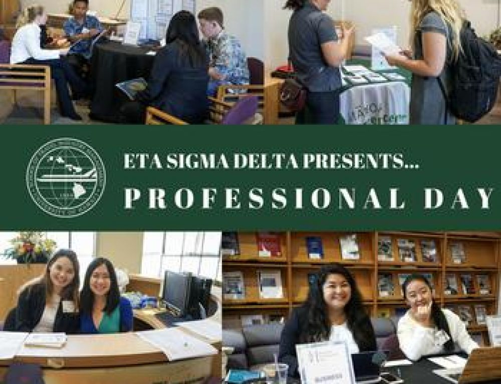 Eta Sigma Delta Hosts Business Professional Day for TIM Students