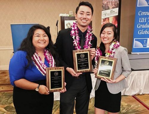 Students of TIM School Host Nā Kukui Netlinks 2018