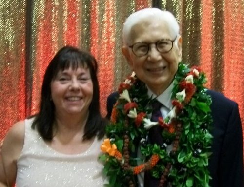 UH alumna establishes estate gift estimated at $850,000 to support the travel school